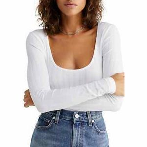 Free People Lucky your Layering Top size M/L